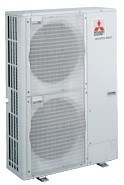 Мульти-сплит система с инвертором Mitsubishi Electric MXZ-8A140/160